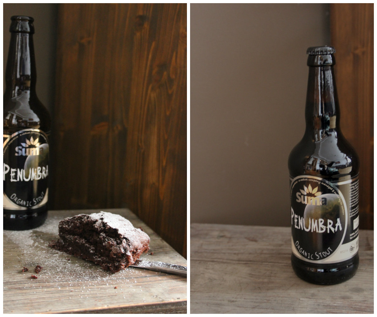 Chocolate Stout Cake Or Brownies For St Patricks Day