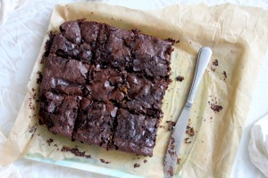 Vegan Slutty Brownies {with a Belgian twist}