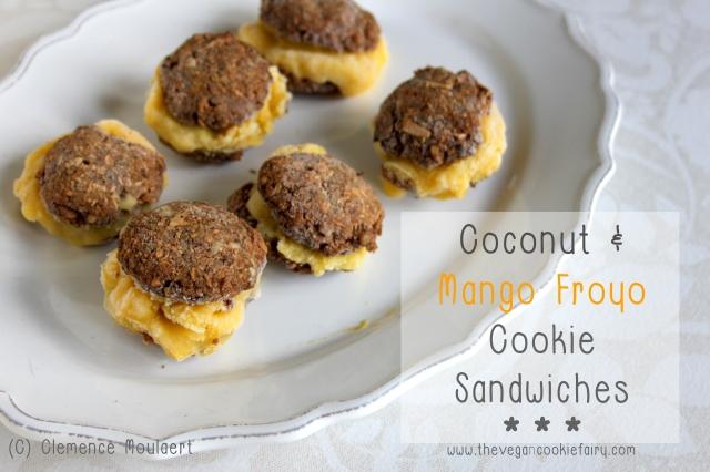 CoconutandMangoFroyoCookieSandwiches_title