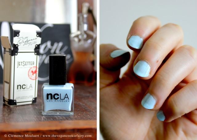 Petit Vour collage 2 nails