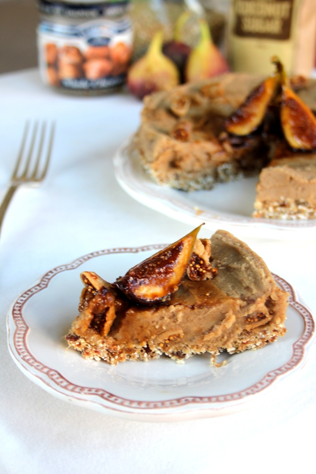 chesnut caramelised cheesecake 4
