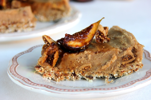 chesnut caramelised cheesecake 5