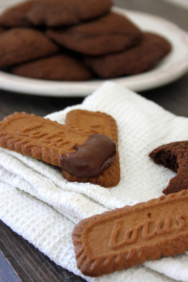 Chocolate cookie butter cookies 10