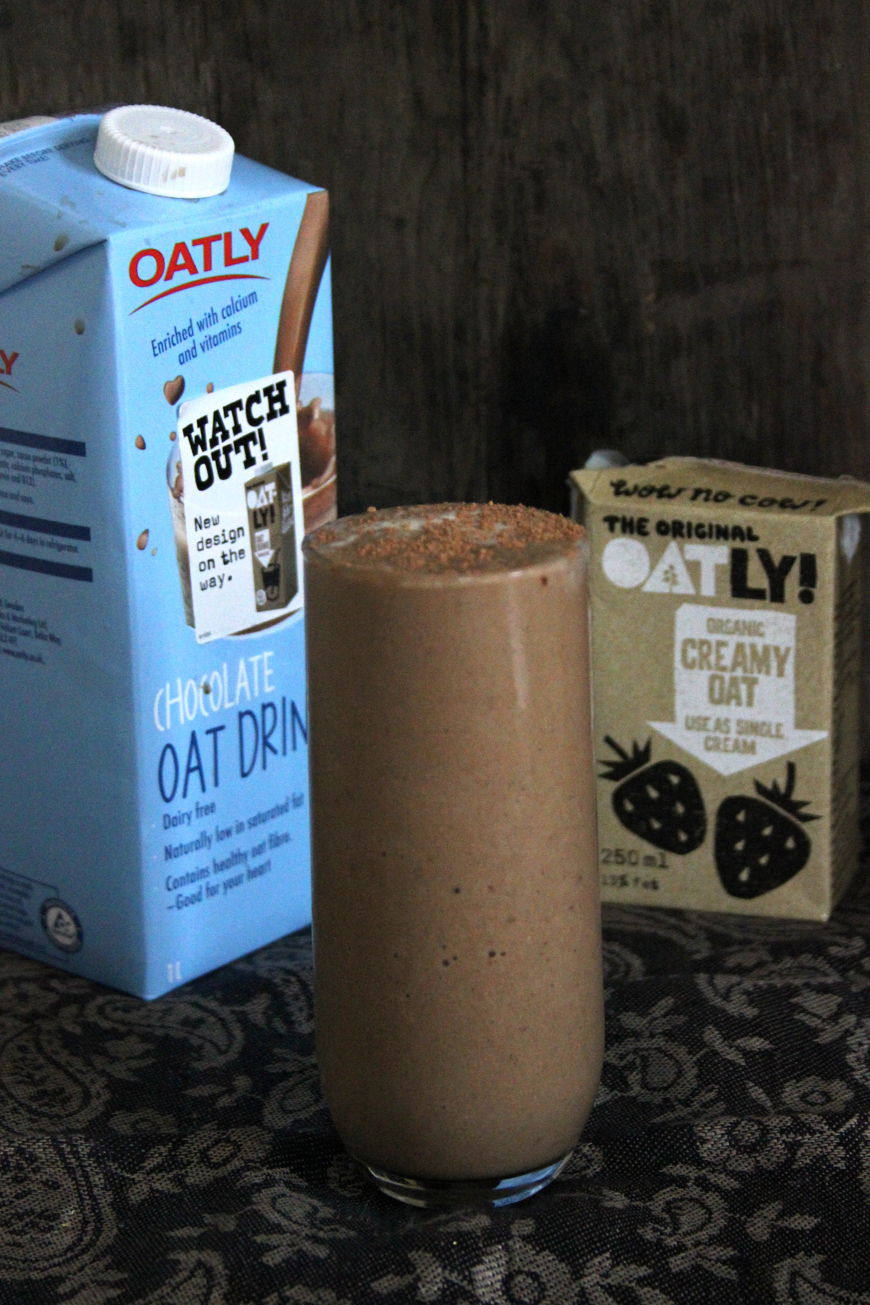 Oat Milk Recipes + Introducing Oatly |