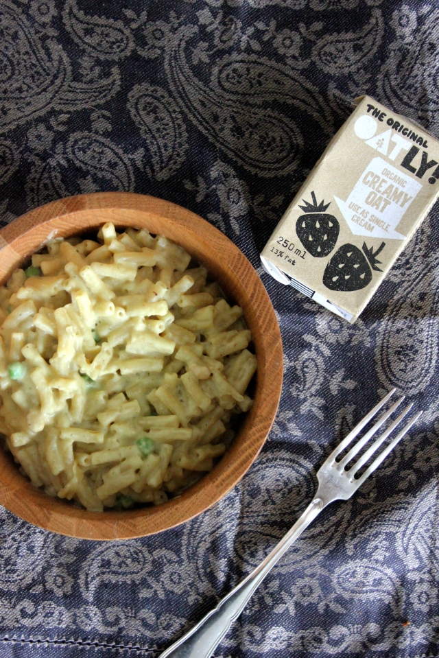 OATLY mac n cheese