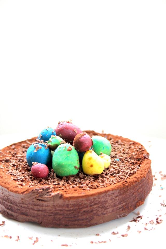 choc truffle cake 2