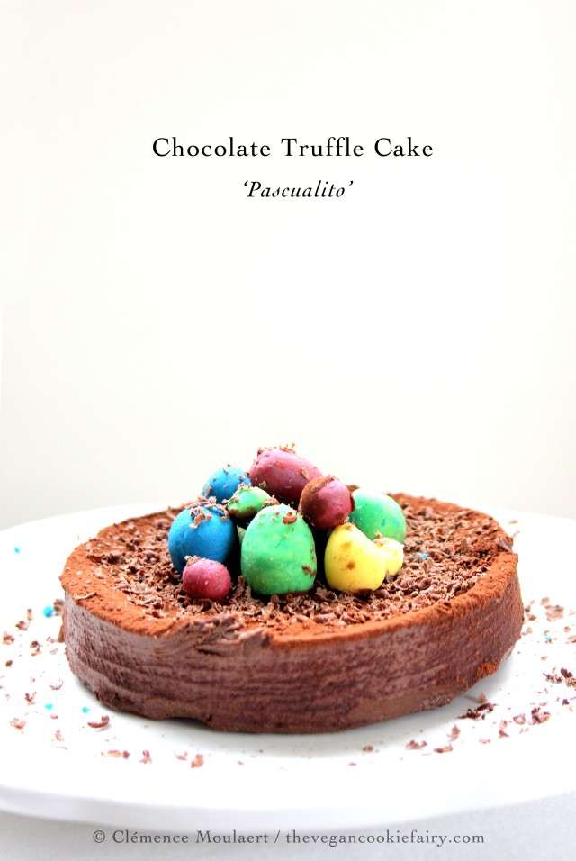 choc truffle cake TITLE 1