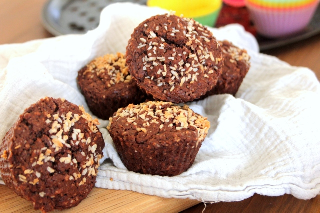 Coco choco muffins 4