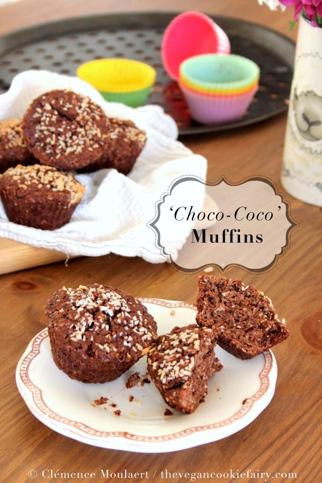 coco choco muffins TITLE