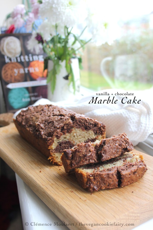 Marble Cake title