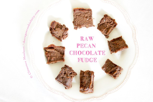 raw pecan fudge TITLE 2