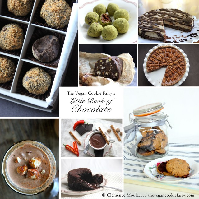 Chocolate ebook roundup TVCF