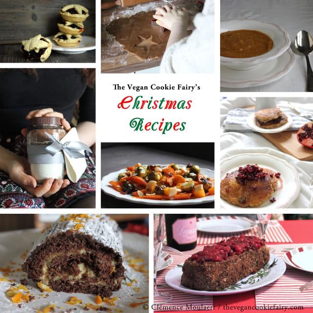 vegan christmas ebook roundup