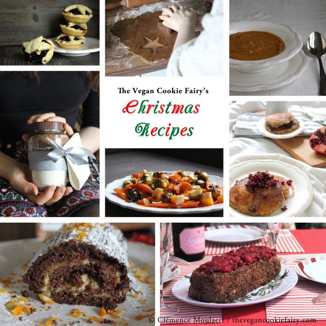 vegan christmas ebook roundup