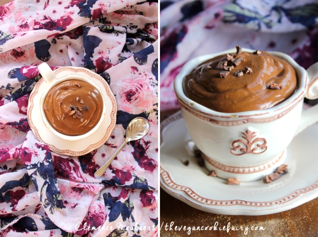 Maca Chocolate Mousse