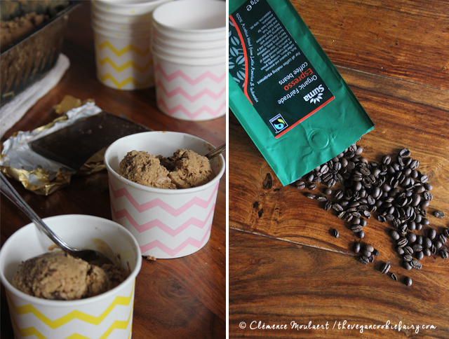#Vegan Espresso Choc Chip Ice Cream 2