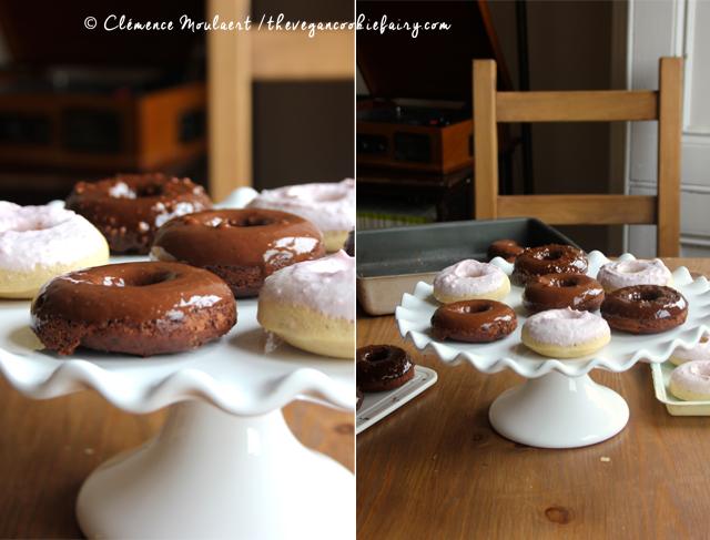 #vegan #glutenfree #doughnuts #sumabloggersnetwork 1