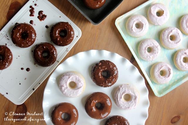 #vegan #glutenfree #doughnuts #sumabloggersnetwork