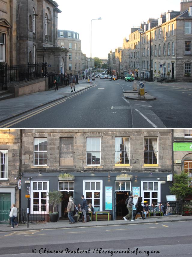 Treacle on Broughton Street Edinburgh