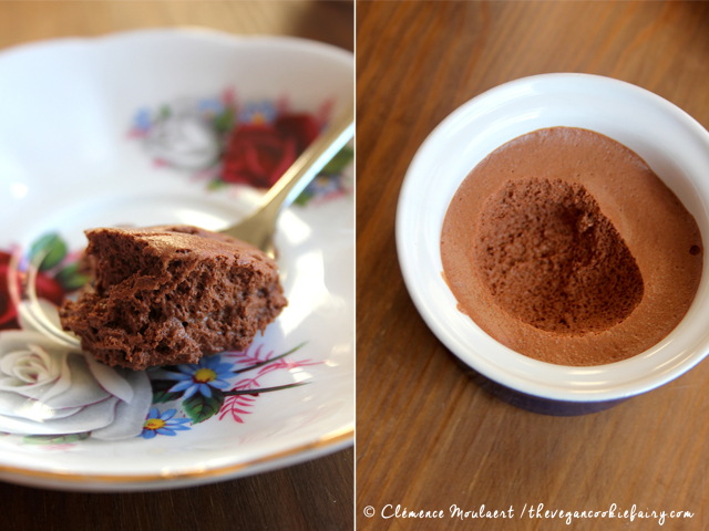 How to make #vegan #aquafaba chocolate mousse tutorial