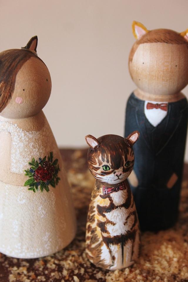 Vegan Hazelnut Chocolate Wedding Layer Cake